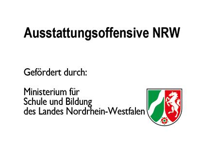 Ausstattungsoffensive NRW